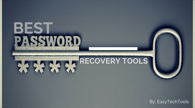 best Password recovery tool