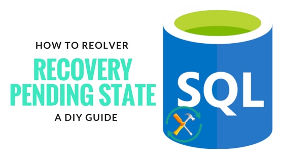 Recovery Pending State