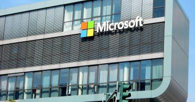 Microsoft Announcement