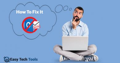 How to fix Outlook Error Code 0x80072f06