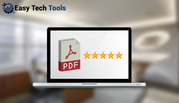 best pdf toolkit for windows