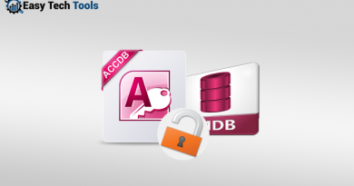 How to Open MDB Files Without Password
