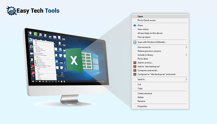 unlock password protected excel file without software