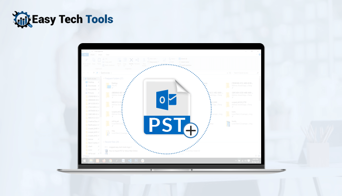 create new pst in outlook