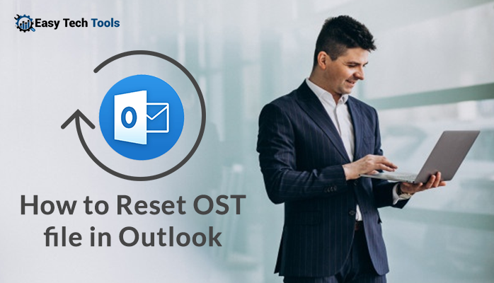 reset ost file in Outlook