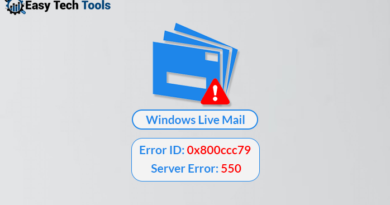 server error: 550 windows live mail 0x800ccc79