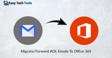 migrate AOL mail to office 365