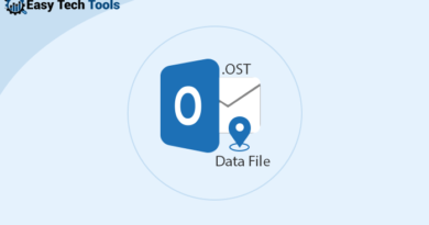 change the location of OST file in Outlook