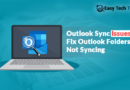 Outlook Folders Not Syncing