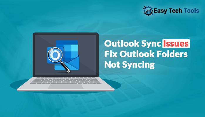 Outlook Folders Not Syncing