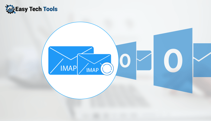 IMAP Email backup In Outlook 2016