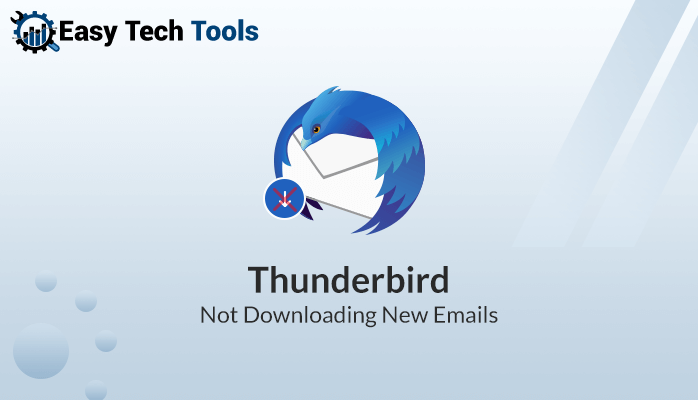 Thunderbird not downloading new messages
