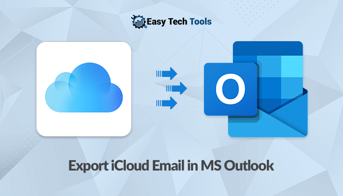 How to Export iCloud Email in MS Outlook ?